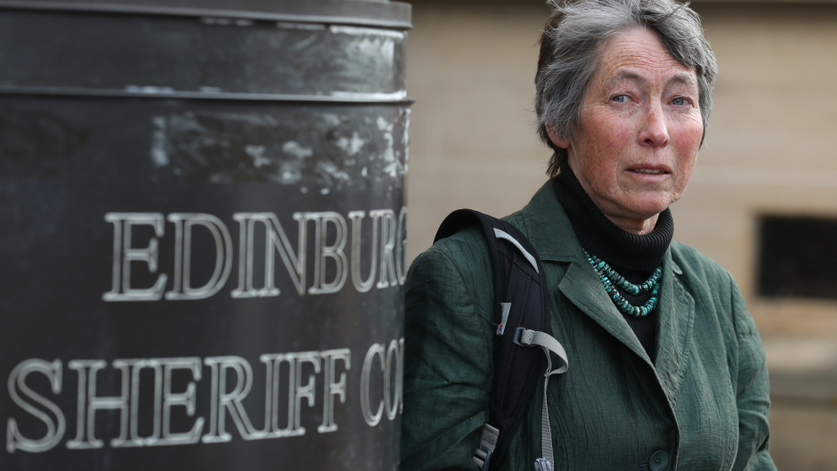 Carol Rohan Beyts was claiming £3,000 in damages from Trump International Golf Links Scotland