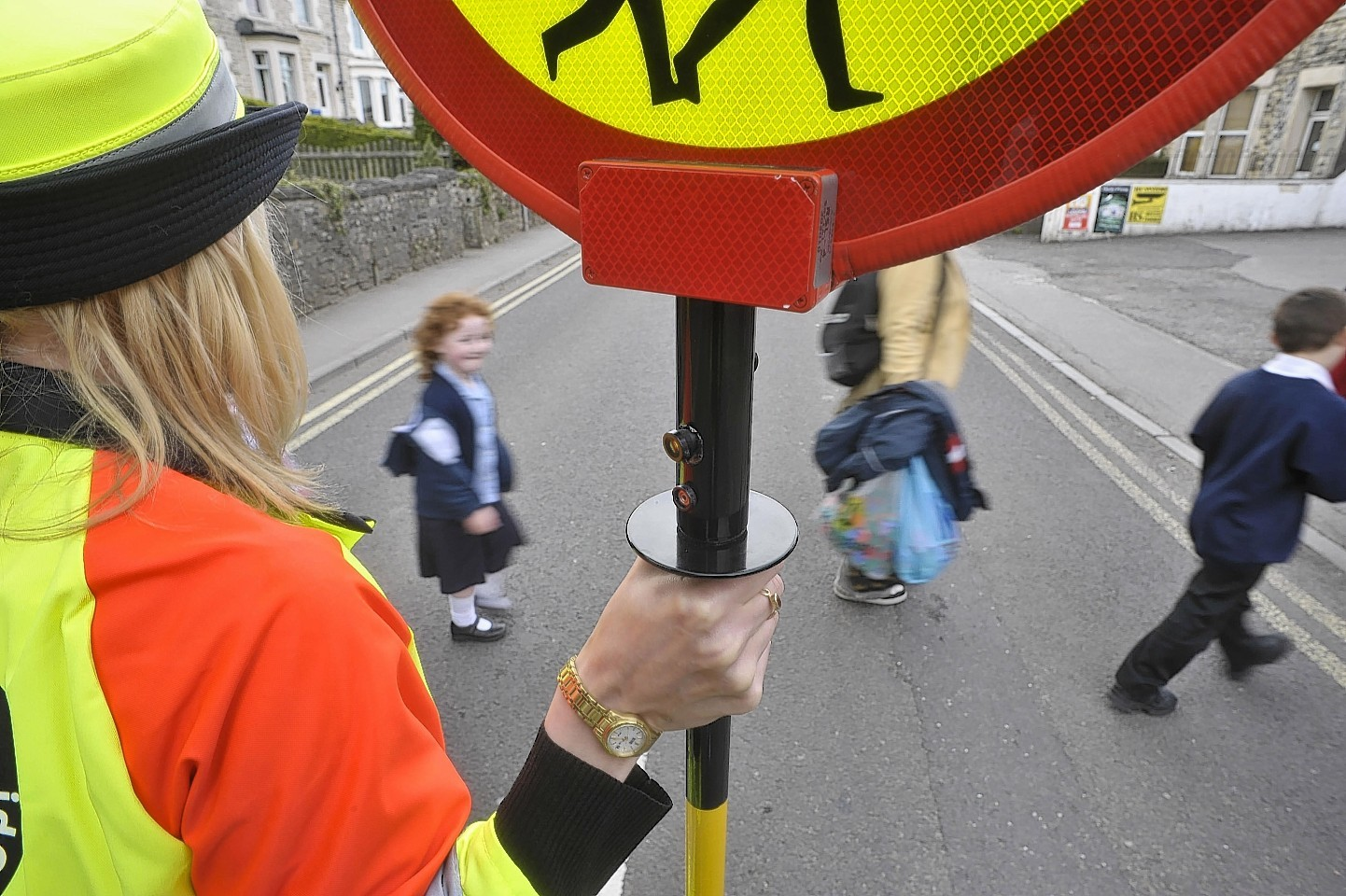 Crossing patrols