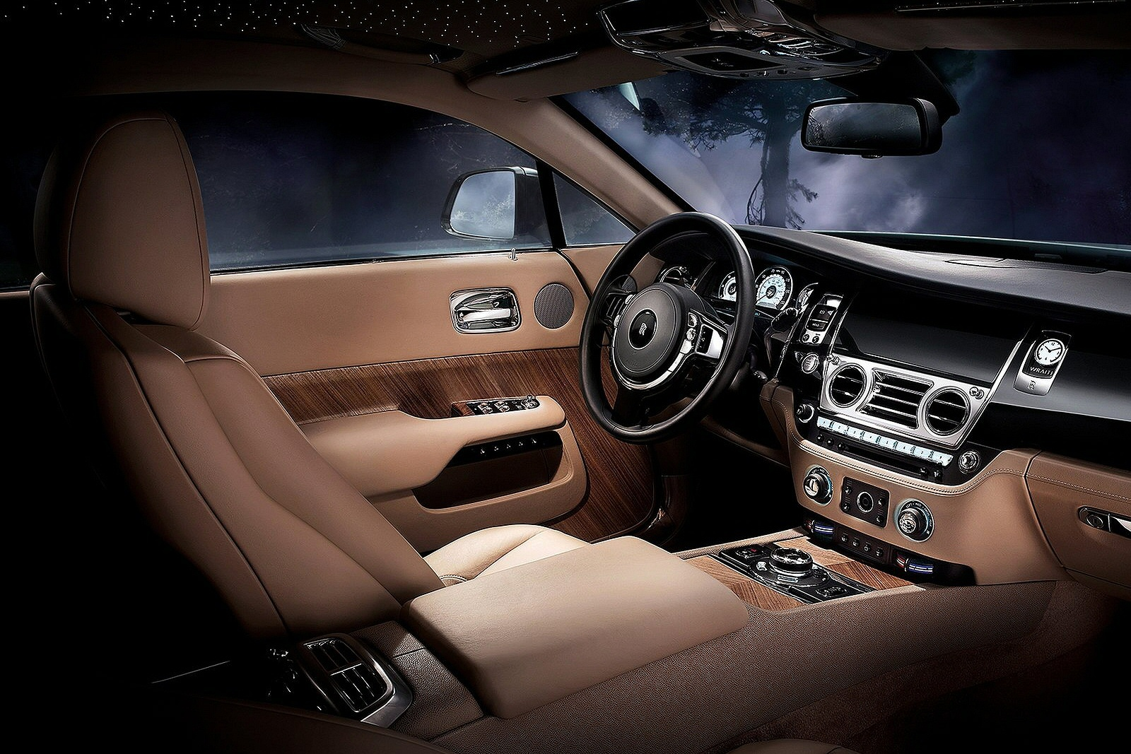 Feel The Wraith Of Rolls Royce Press And Journal