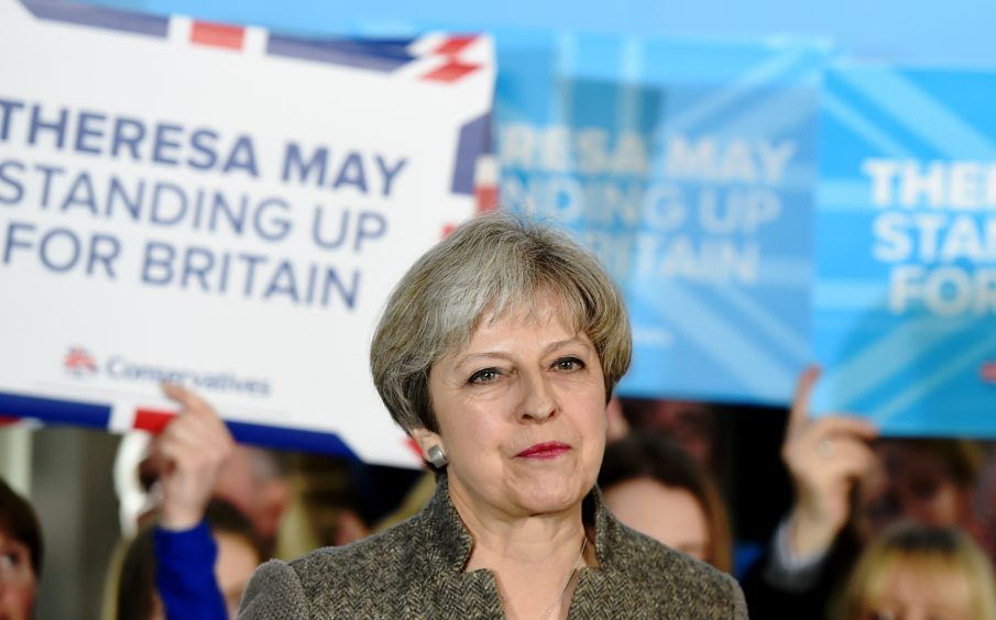 The Conservatives are set to be the biggest party, according to the first exit poll
