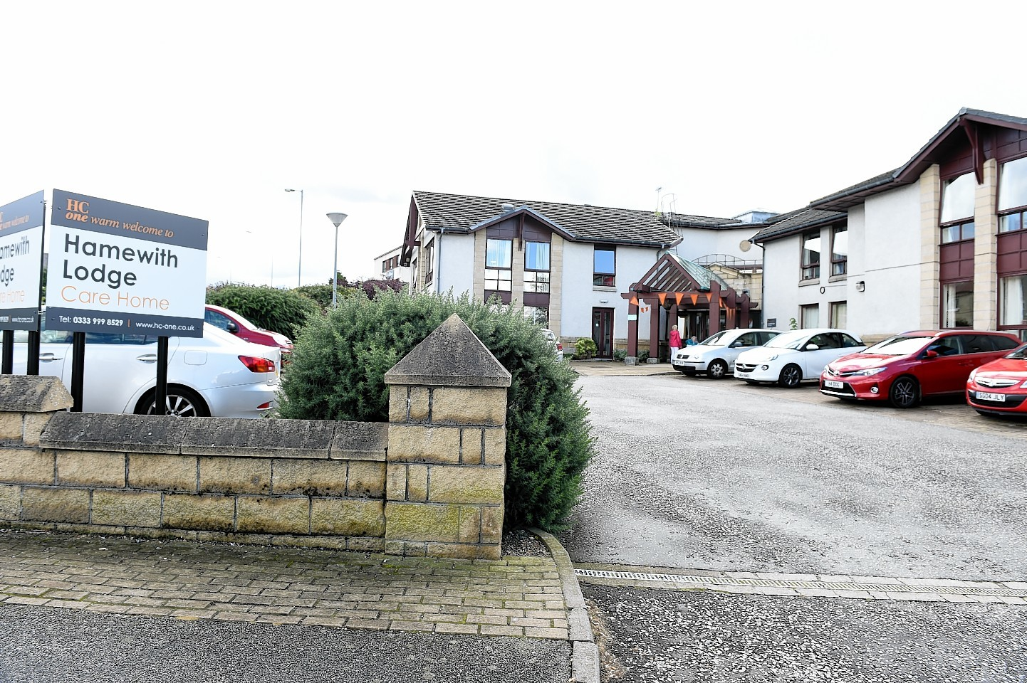 Hamewith Lodge, Care Home, Aberdeen