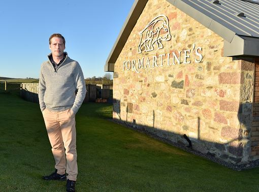Formartine's owner John Cooper is frustrated at the lack of warning over further closures of the B9170
