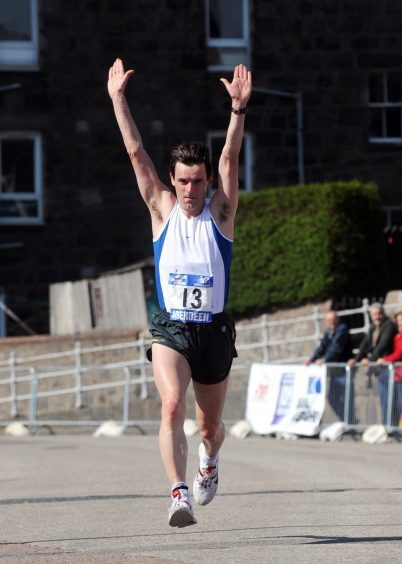 Winner of the mens event - Mike Carroll - in 2008