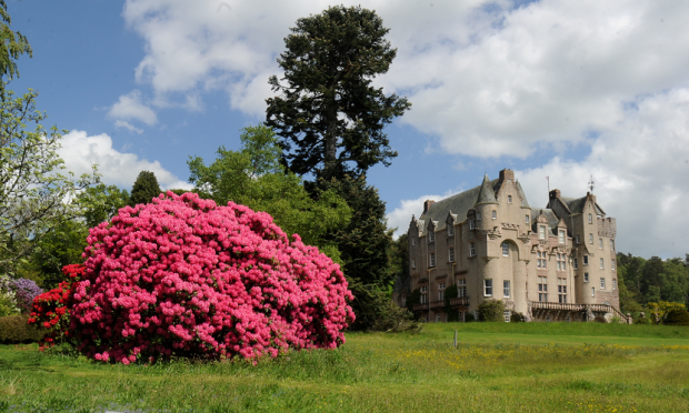 Kincardine Castle is among the Aberdeenshire tourism businesses taking part.