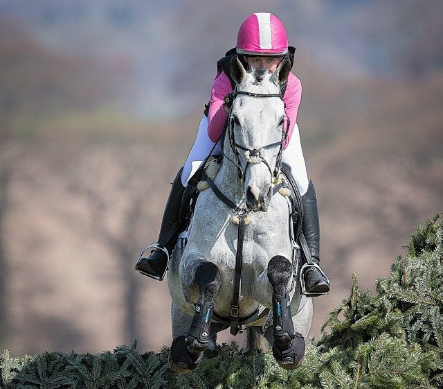 Claire Smith on her way to a win in the BE100.  Photograph: Dave Cameron.