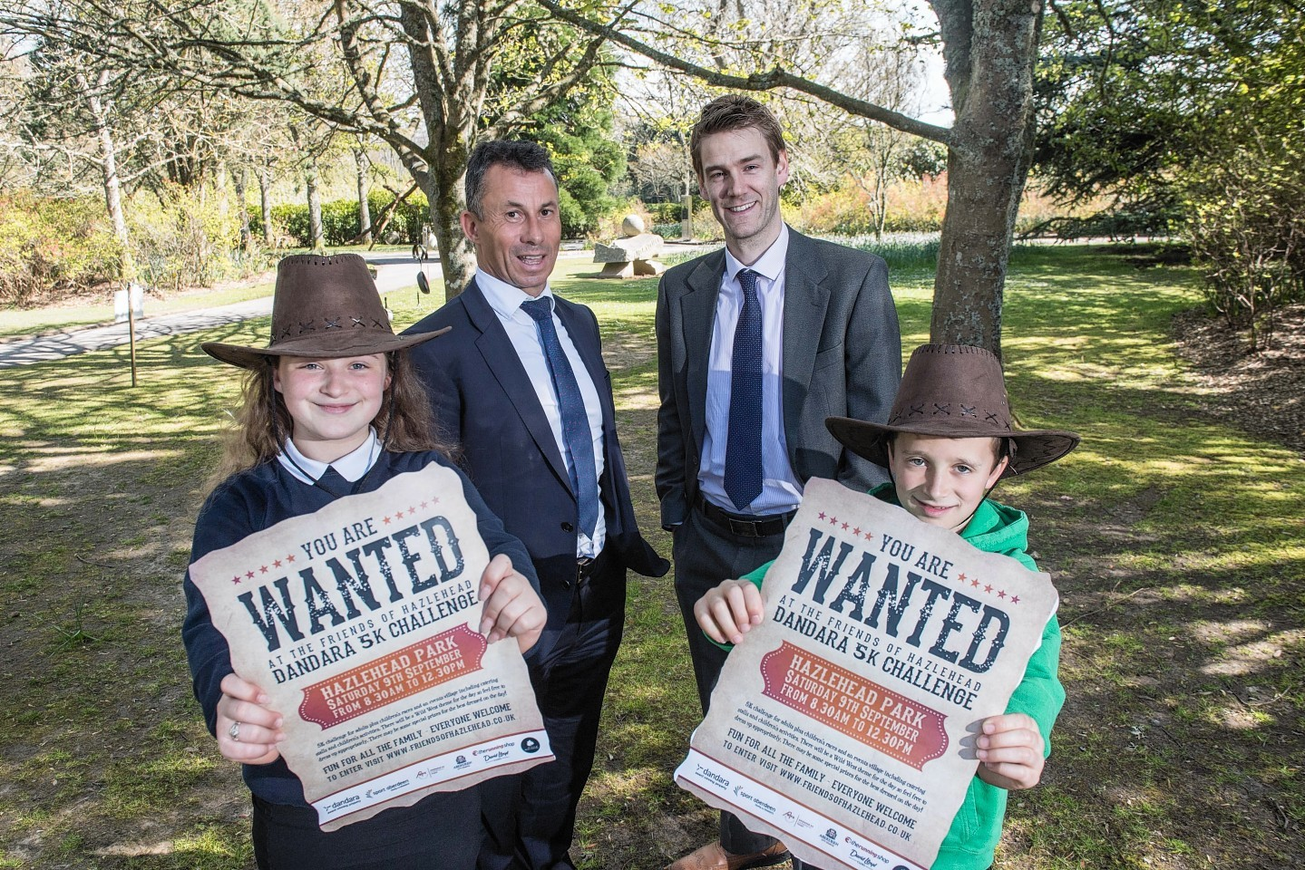The popular Dandara 5k and family fun day returns to Hazlehead Park with a Wild West theme on Saturday, September 9, in aid of local charity group Friends of Hazlehead.