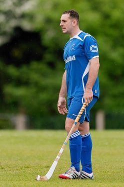 Duncan Rodger, a Kilmallie player from Inverlochy, Fort William, died on Sunday.