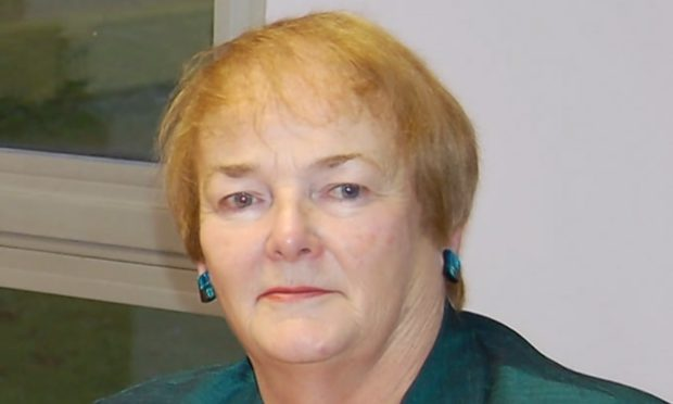 Argyll and Bute Council Leader Ellen Morton