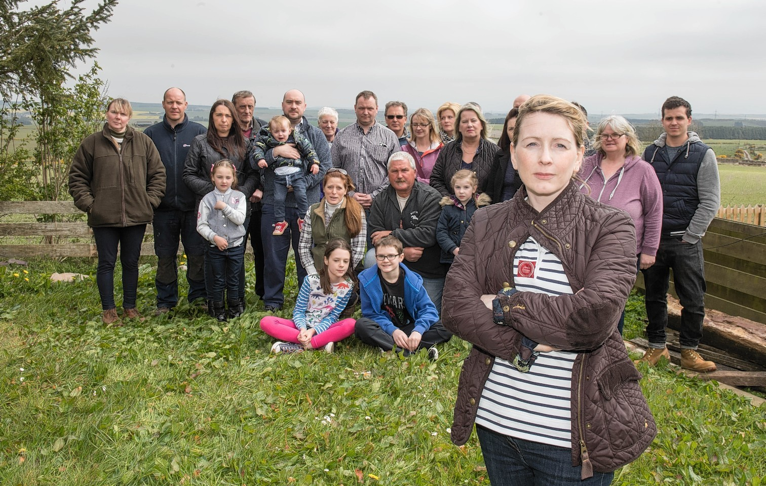 Local residents have raised objections