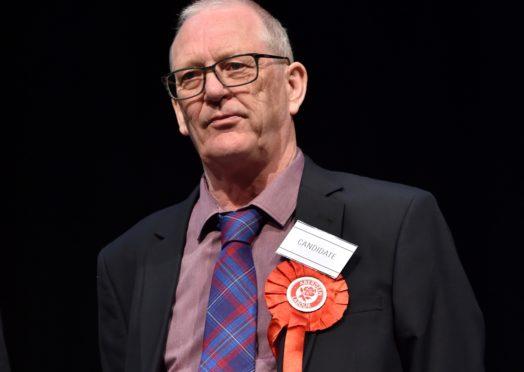 Councillor Gordon Graham.