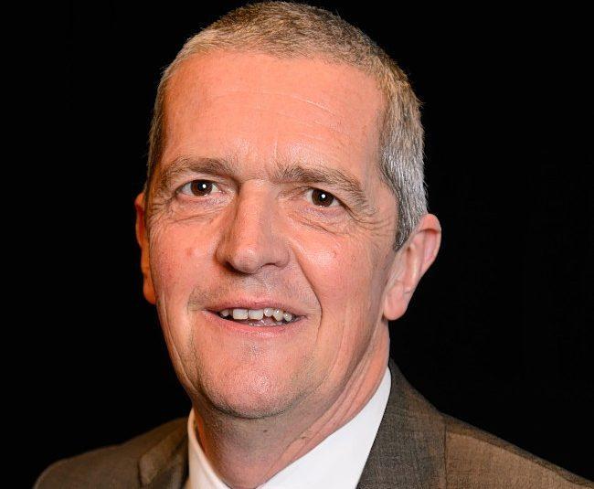 NFU vice-president Guy Smith