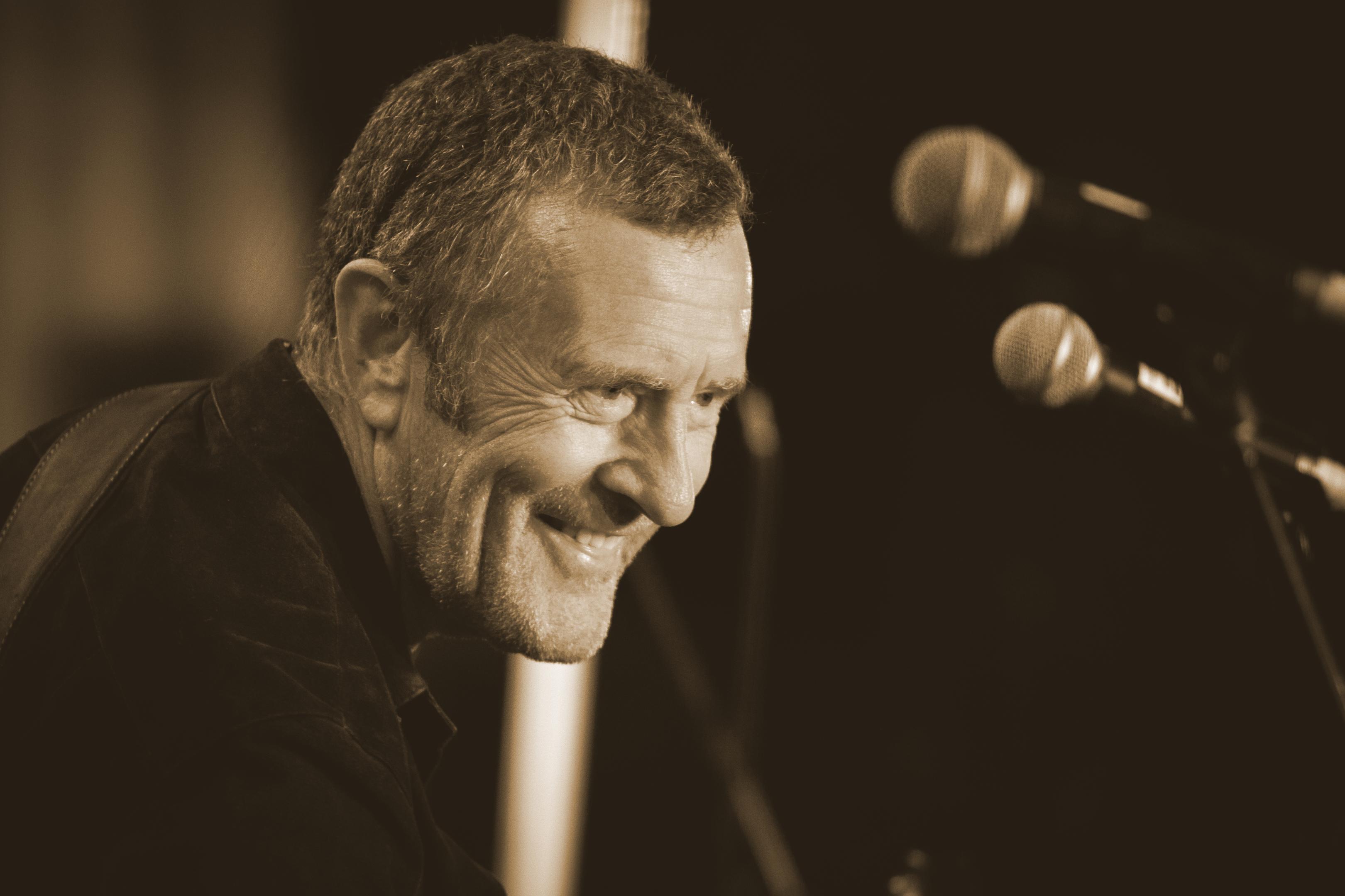 Hamish Stuart is headlining at the 2020 Aberdeen Jazz Festival.
