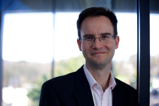 Dr Ian Broadbent, MBA director at Robert Gordon University, believes Leadership Week is important for his students.