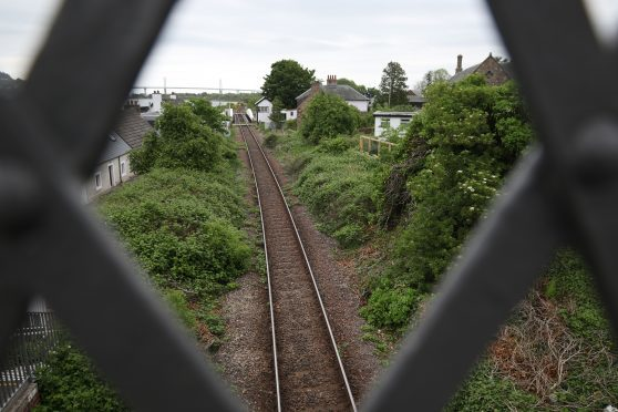 Trains between Inverness and Beauly were delayed following trespassing on the line.