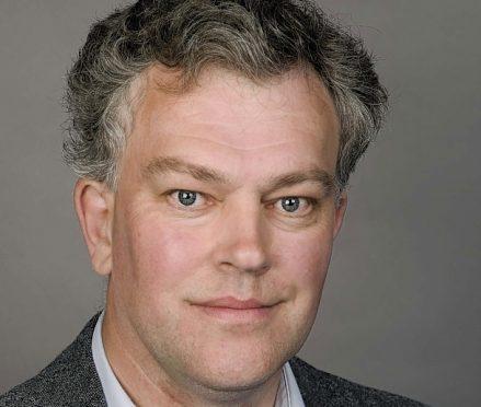 Aberdeenshire councillor Martin Ford.