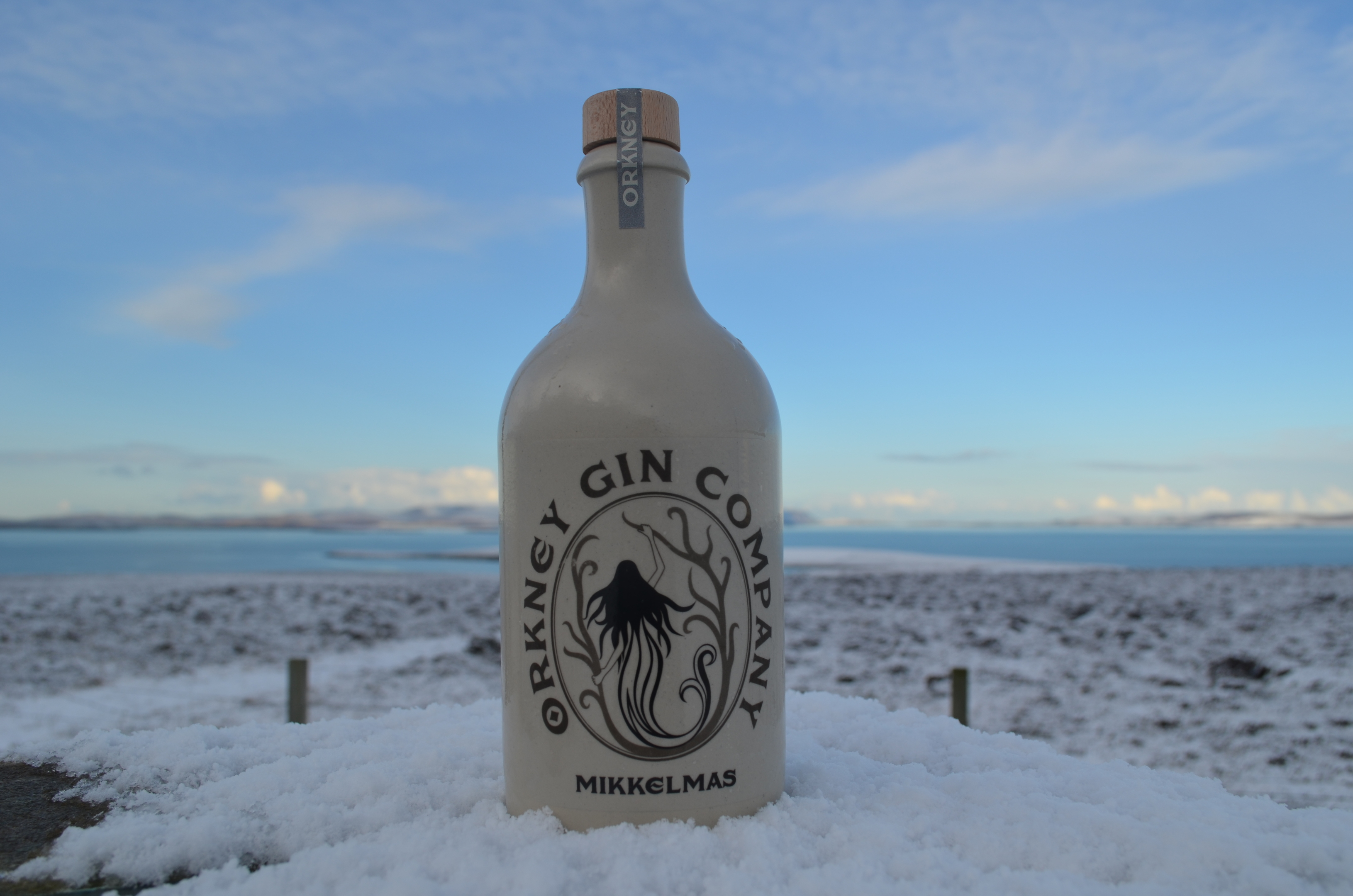 Orkney gin