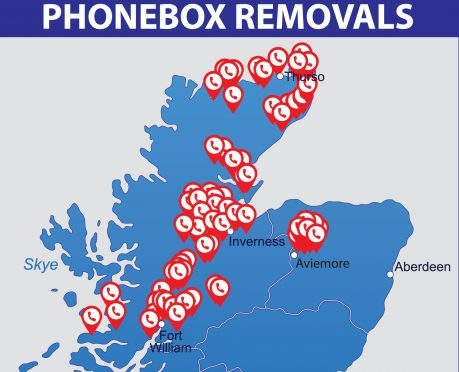 After extensive consultations, the communications giant has confirmed that it is to axe 72 kiosks, leaving just 98 in the region.