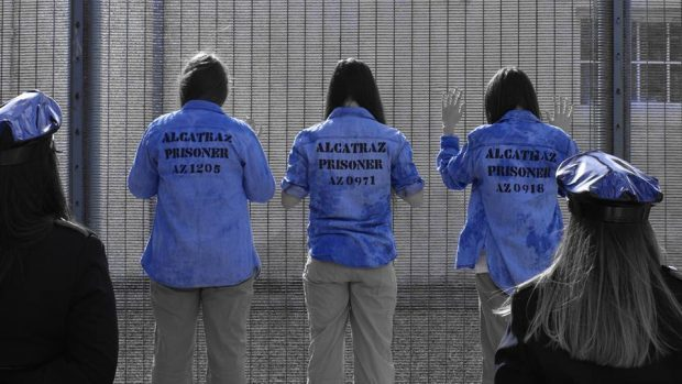 Pupils from Peterhead Academy are this year producing a show based on Alcatraz.