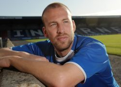 Ross Tokely back in his Caley Thistle days
