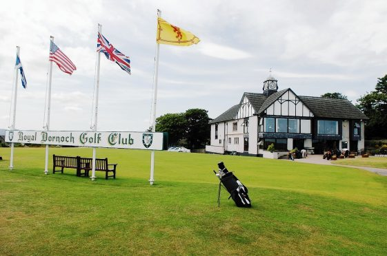 Royal Dornoch Golf Club is just one part of the notorious courses played in the Highland Golf Links Pro Am