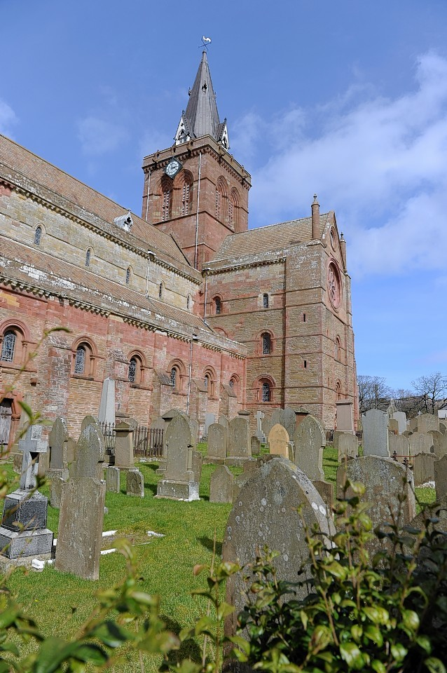 St Magnus Cathedral is one of the many venues the festival is held at