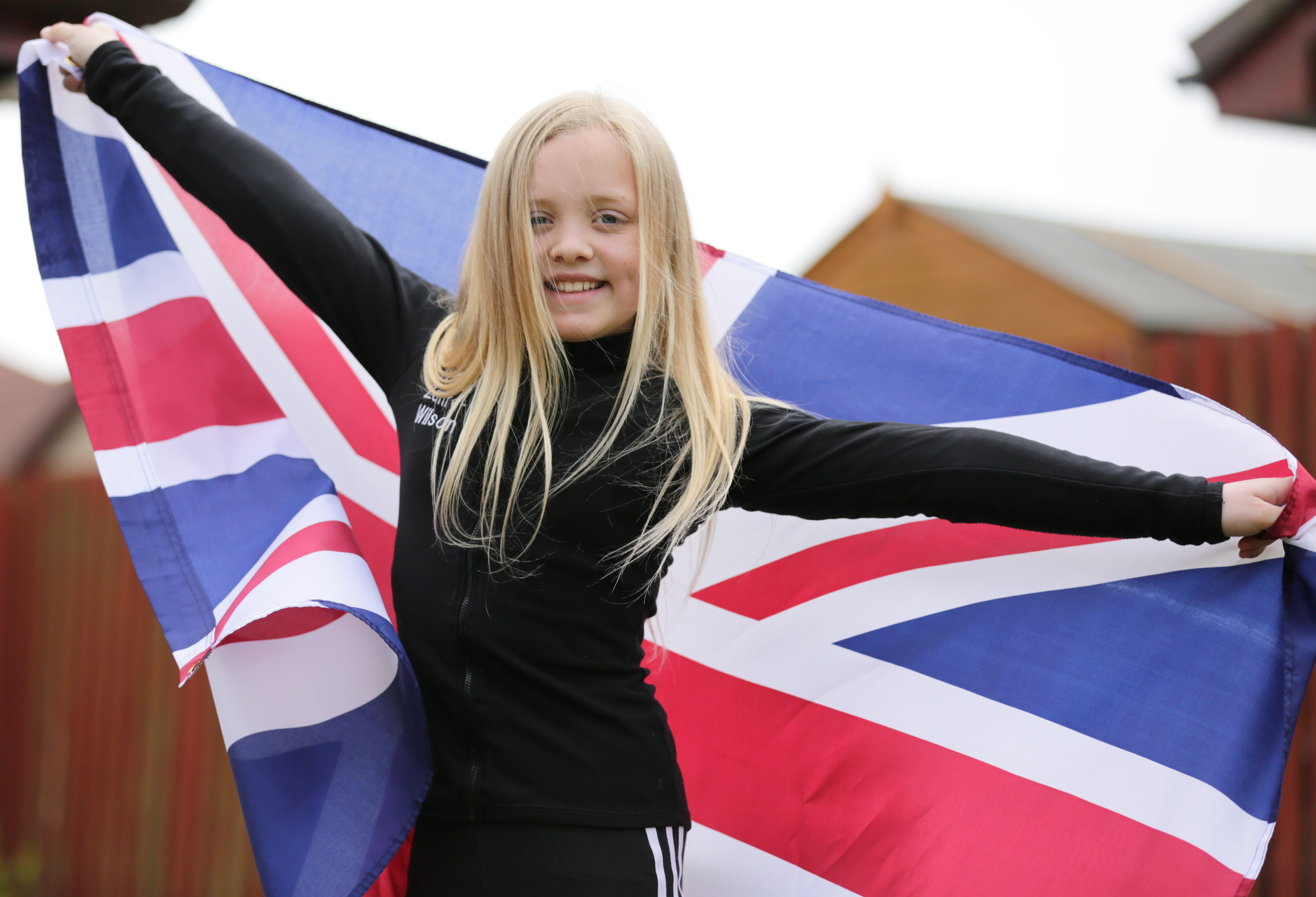 Taylor Zanre-Wilson has earned a place on the GB skating team.