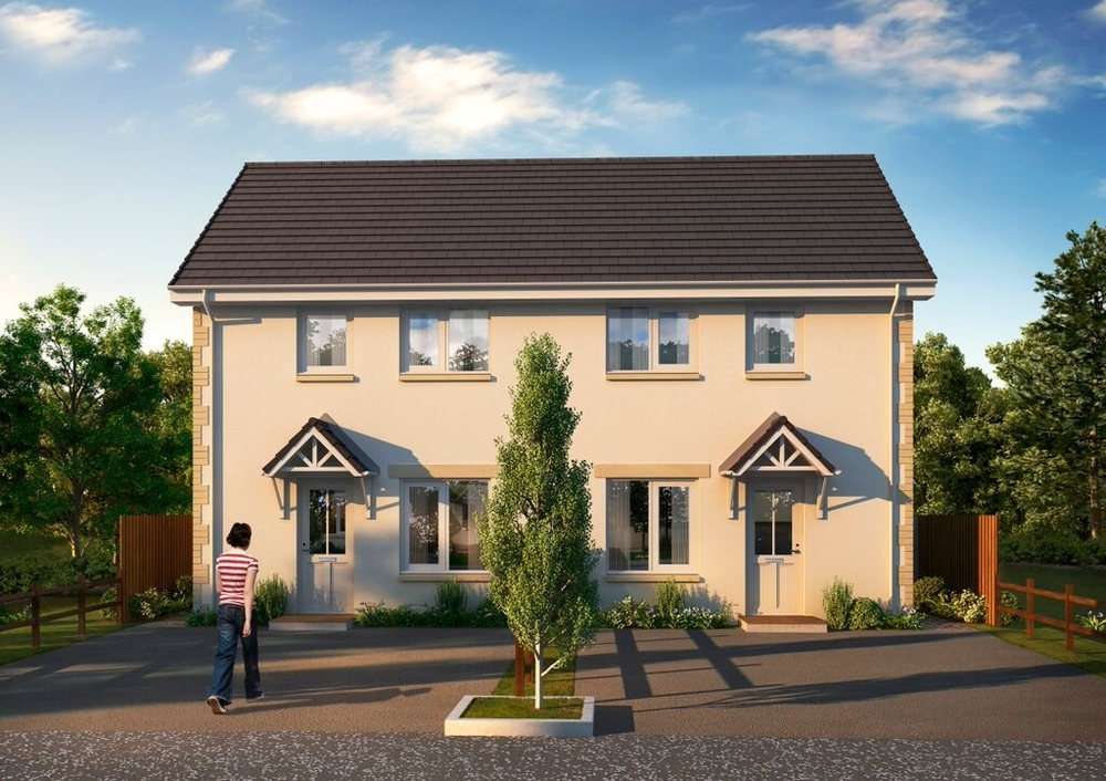 The Glengrant 3bed Starter Home