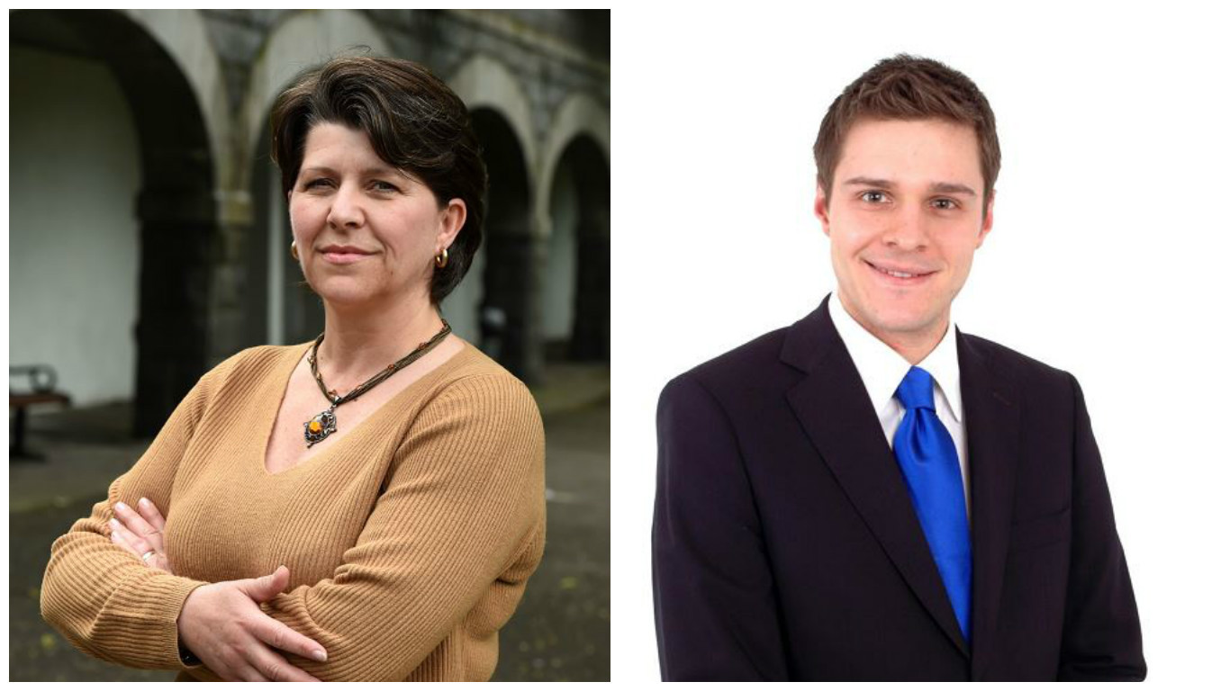 Independent councillor for Lower Deeside, Marie Boulton, has endorsed the Scottish Conservative candidate, who is aiming to unseat the SNP's Callum McCaig.