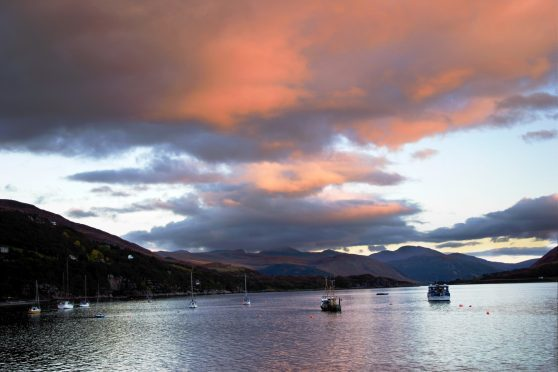 Ullapool is the home of Loopallu    .