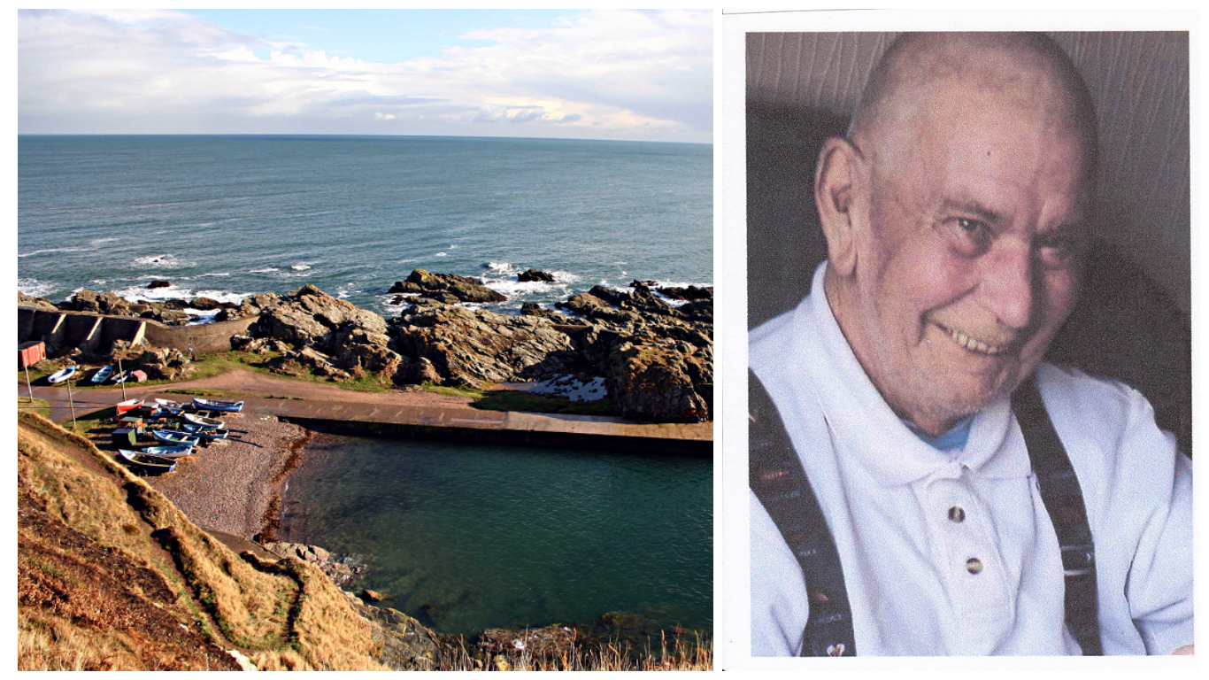 Billy Robertson had fished from Cove Harbour for decades.