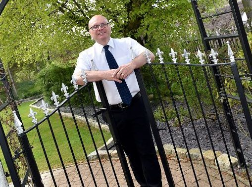 Ellon Academy's head Tim McKay has decided to retire after 36 years teaching
