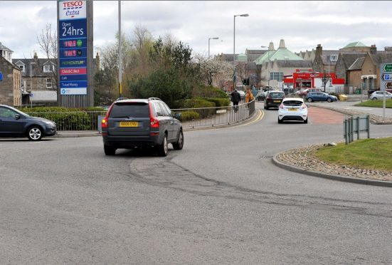 More than 22,000 drivers use the A96 in Elgin every day.