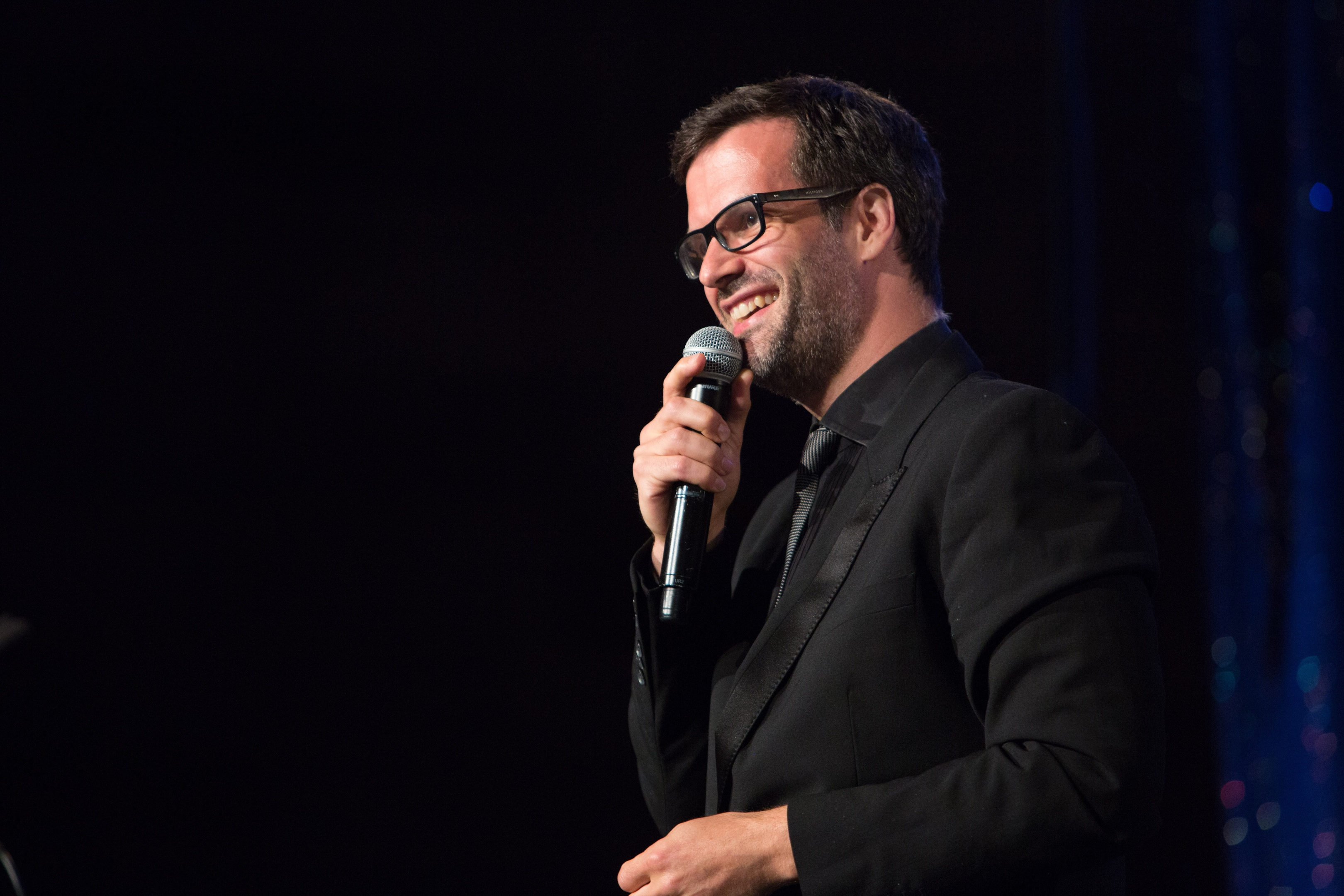 Marcus Brigstocke will host the SCDI's annual Highlands and Islands Dinner and Business Excellence Awards in Inverness in September.