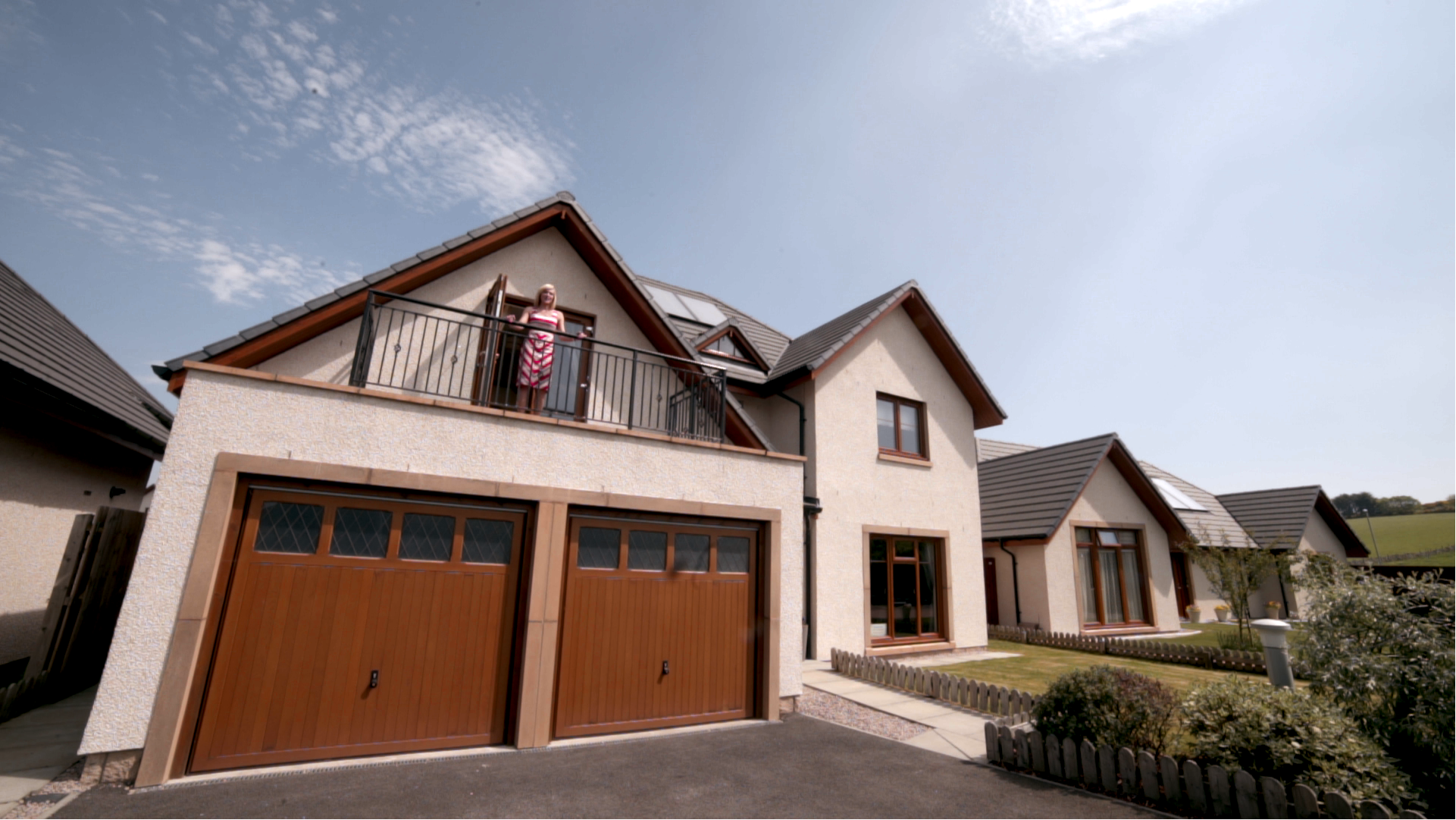 Contact Deveron Homes for more information on The Craigearn