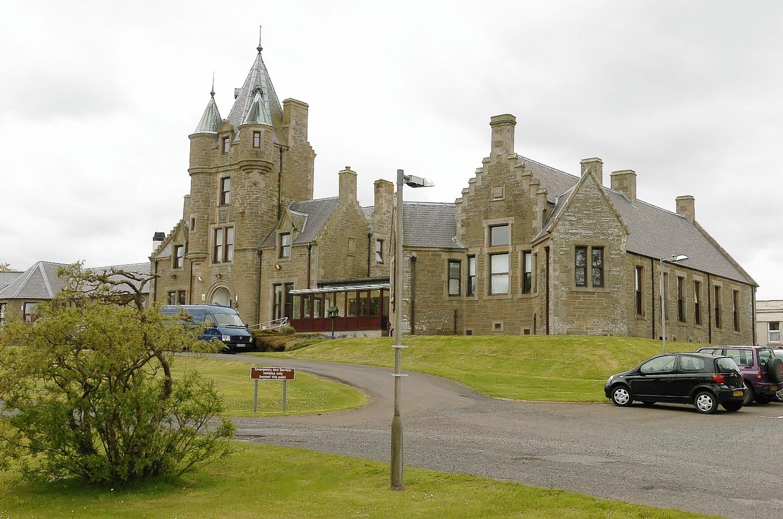 Dunbar Hospital in Thurso