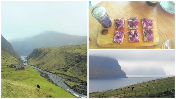 Visiting the Faroes is about experiencing the wilderness and the beauty of a land that is stark, raw and captivating