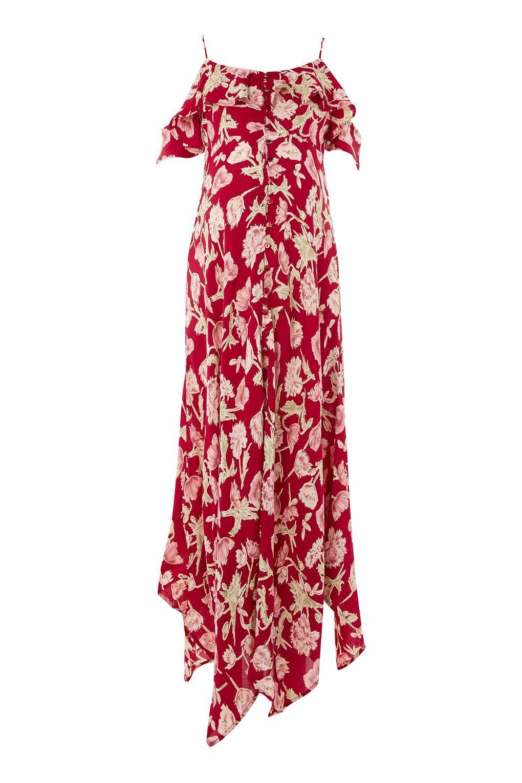 Floral Top Shop Dress £49
