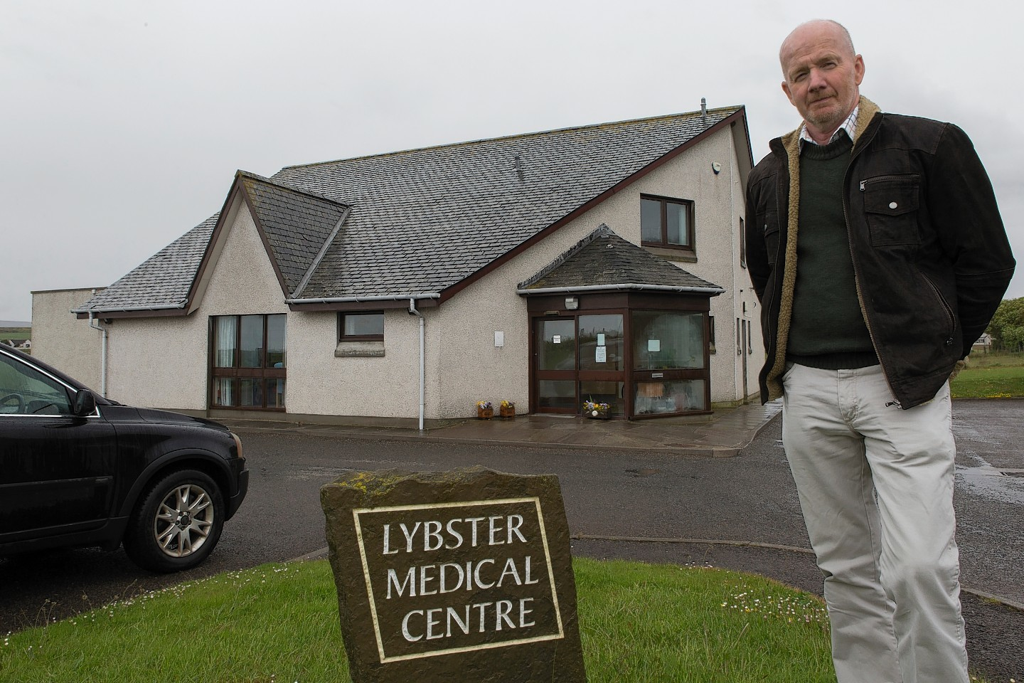 Jim Macgregor, chairman of Latheron, Lybster and Clyth Community Council