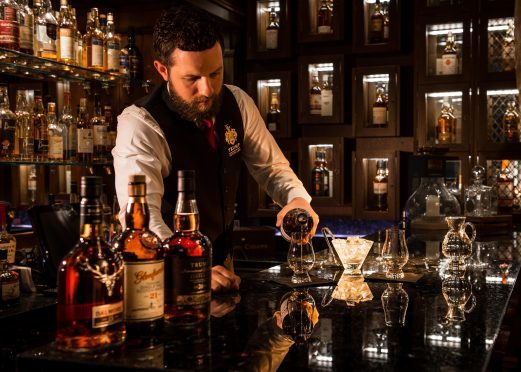 Trump International worked with industry experts including family-owned Scotch whisky specialist Gordon & MacPhail, curating this exemplary collection.