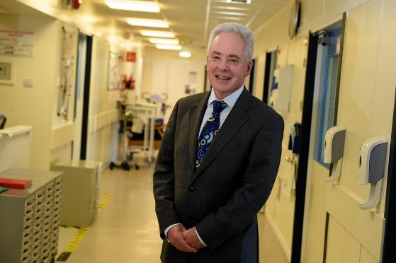 Malcolm Wright, the board's chief executive is stepping down