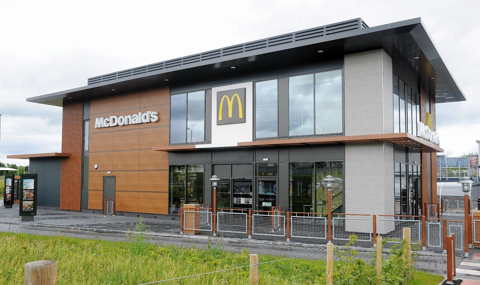 McDonald's had bid to keep their outlet at Inshes Retail Park in Inverness open until 2am.