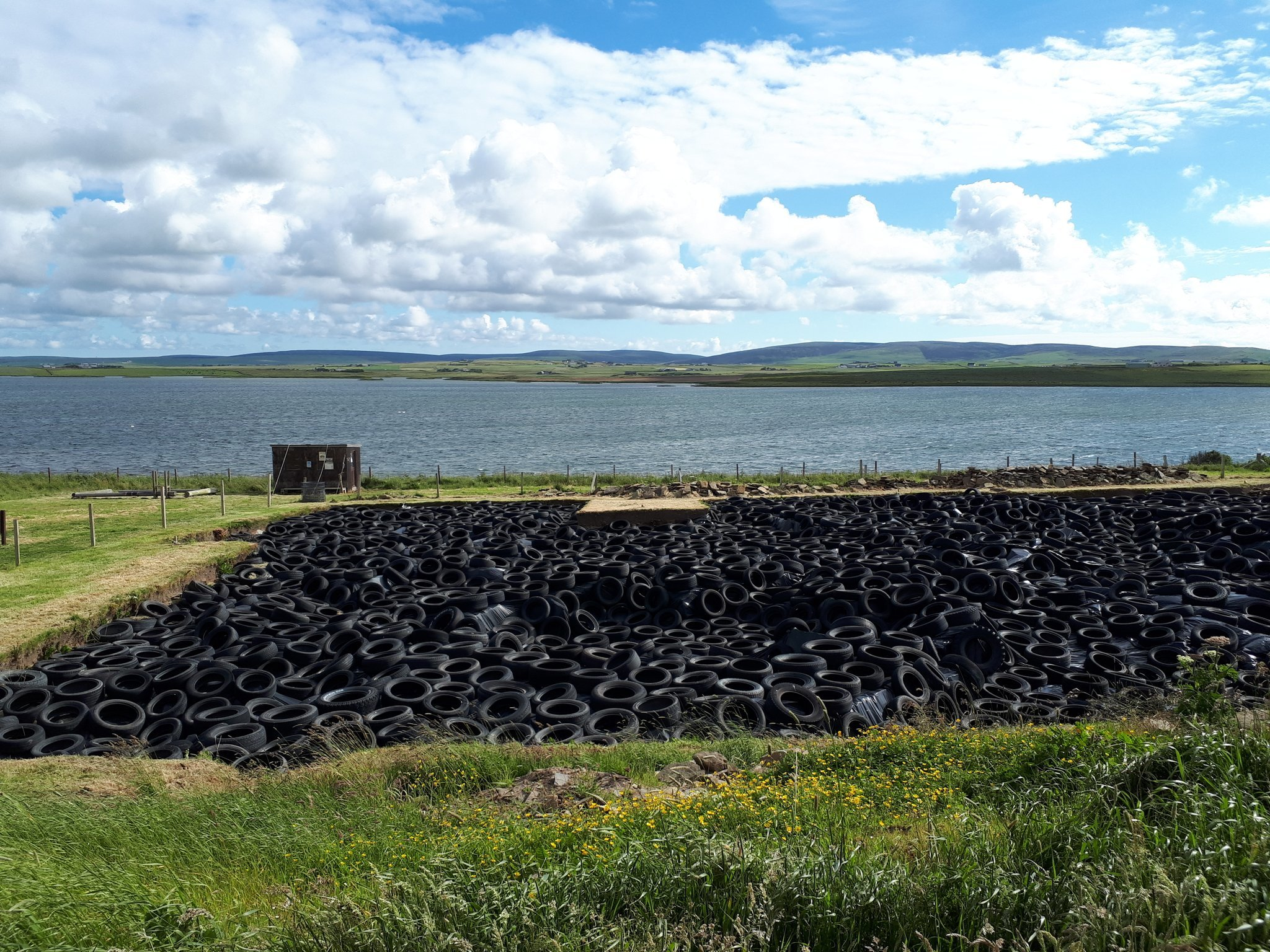 The Ness of Brodgar will be uncovered next week