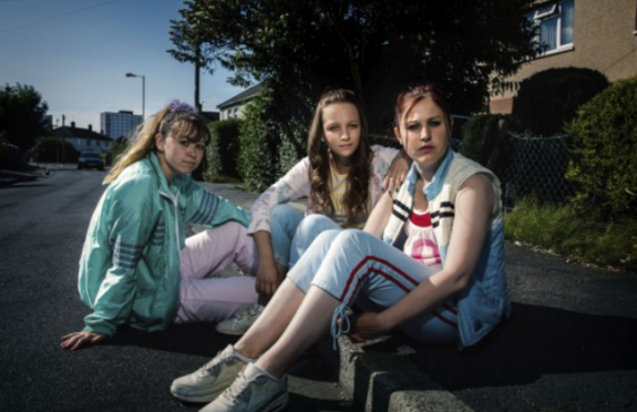 The programme portrayed the shocking Rochdale child sex ring case