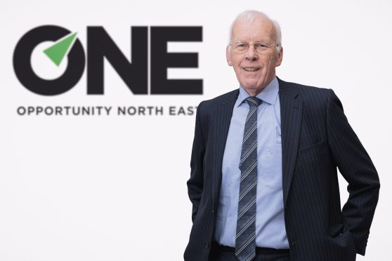 The former oil industry boss spoke out at the City Region Deal committee meeting yesterday