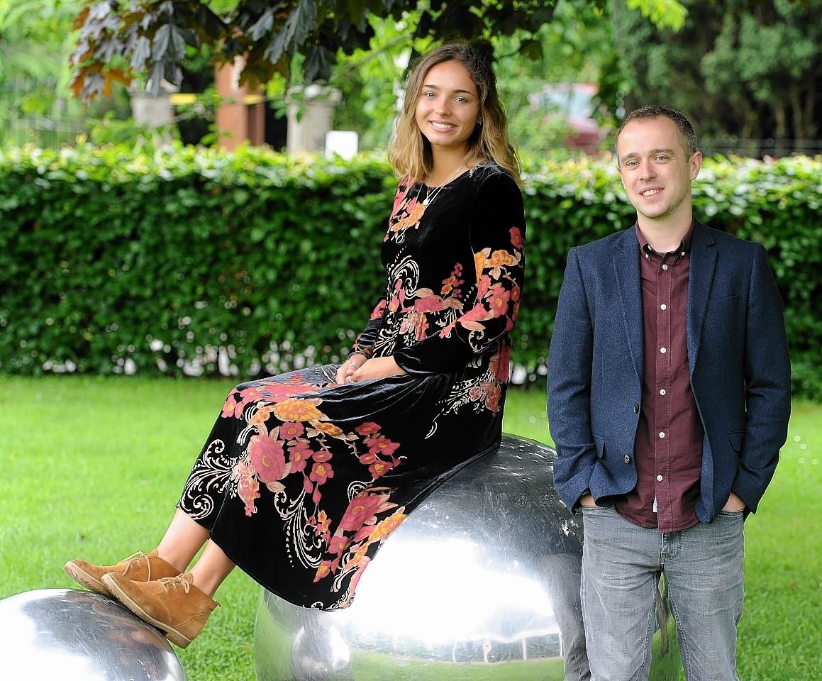 Tamzene and Dougie Brown of Belladrum