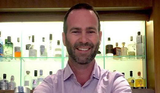 Stuart Ingram, of House of Elrick gin has been given planning permission to build a distillery in Newmachar