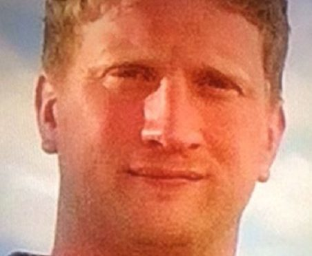 Gary Coutts was working at Mains of Annochie Farm in Ellon when the tragic incident occurred.
