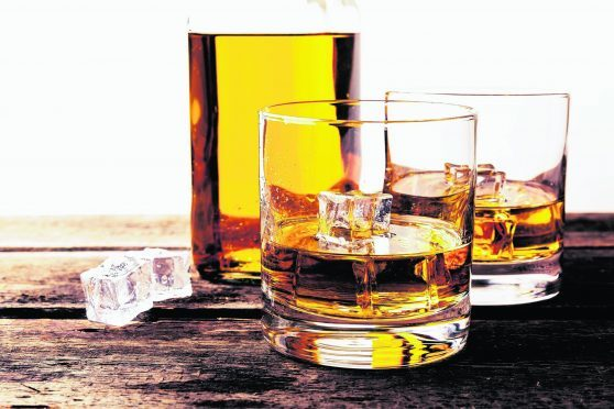 You won't be thirsty for a whisky on the NC500