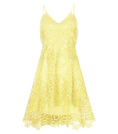 New Look Premium Lace Midi Skater Dress, currently reduced to £34 from £44.99 (www.newlook.com)
