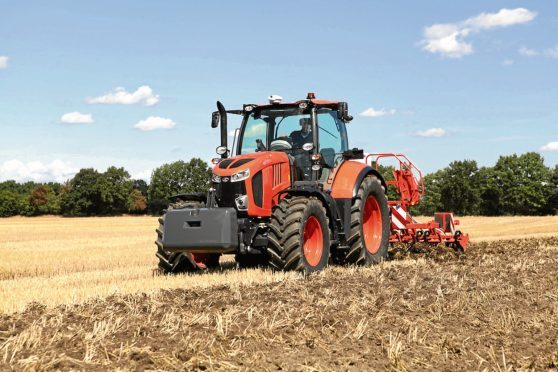 Kubota tractors will now be available from three A.M. Phillip depots.